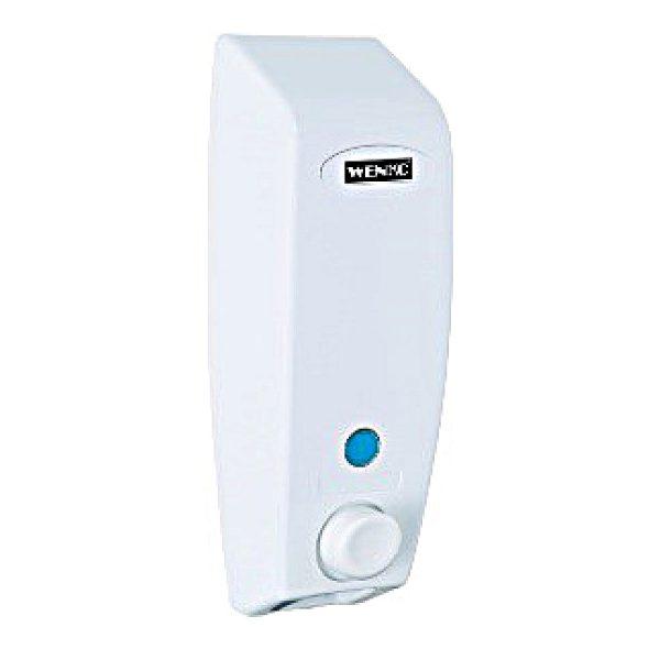 Dispensador de gel Varese blanc 1 dipòsit